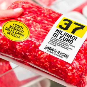 Il vero prezzo della carne